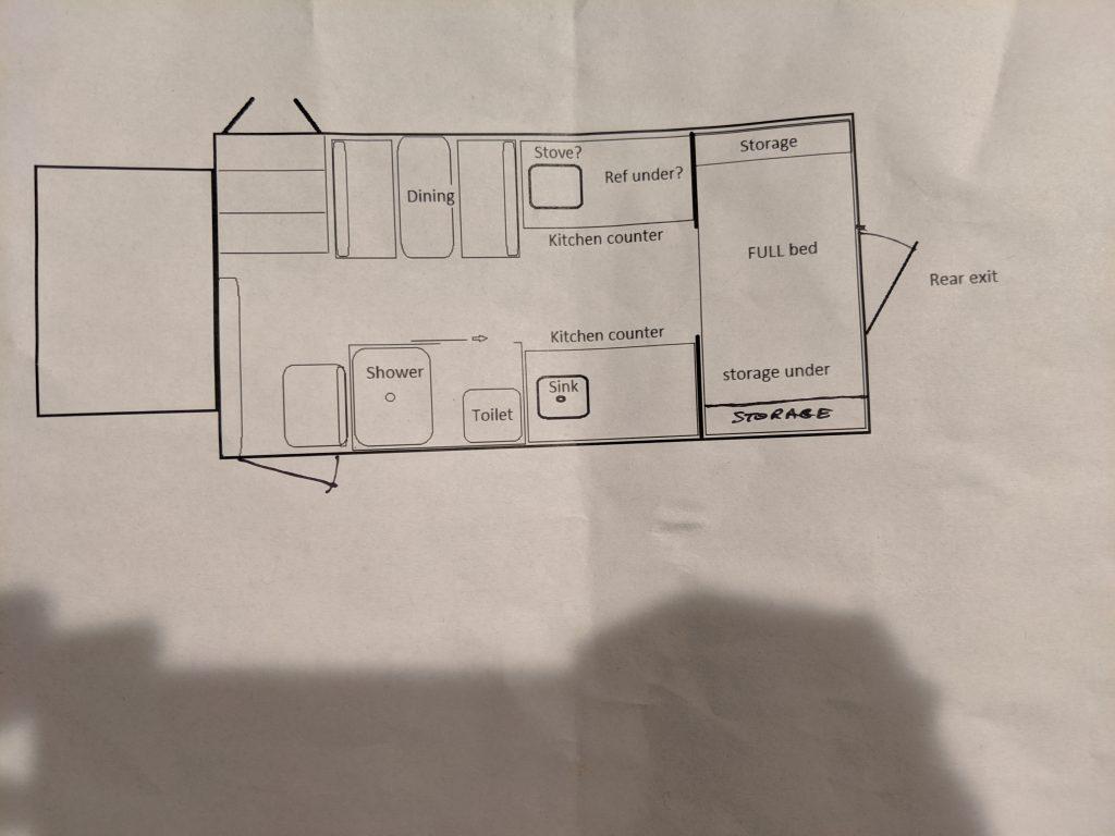 skoolie layout