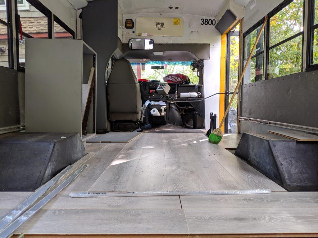 minibus conversion